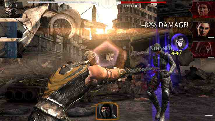 Photo of 5 Game Fighting Terbaik di Android 2020