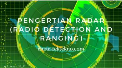 Photo of Pengertian Radar (Radio Detection And Ranging)